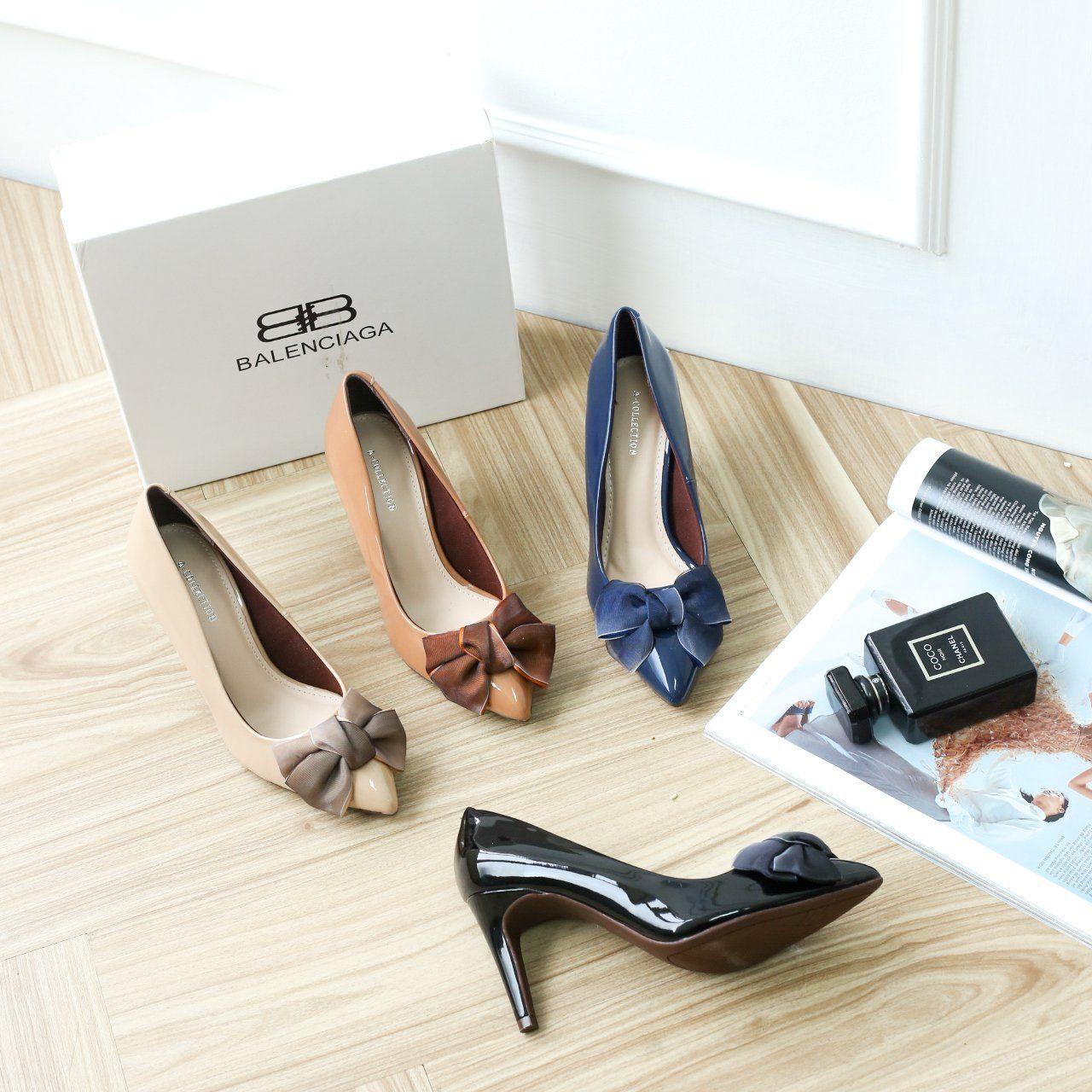 Giày cao gót đẹp chắc chắn sẽ mang đến việc kinh doanh thuận lợi