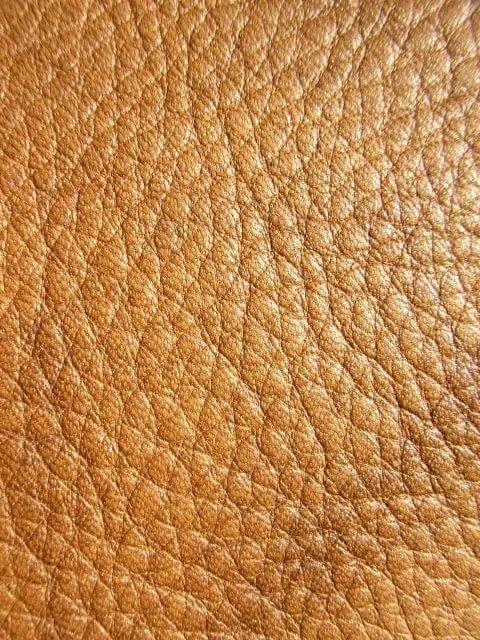 kulit semi anilin, bahan pembuatan jaket kulit anak