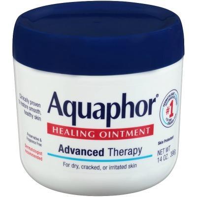 kem dưỡng da cho hình xăm Aquaphor Advanced Therapy Healing Ointment