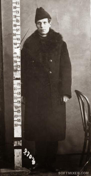 Вор Яков Кошельков – элегантен, как рояль