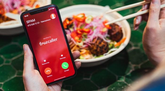 truecaller iPhone
