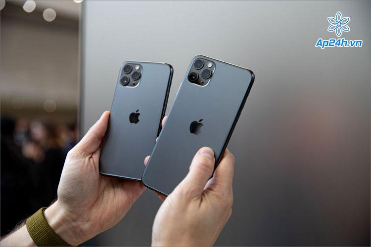 iPhone 11 với phiên bản màu Xám Space