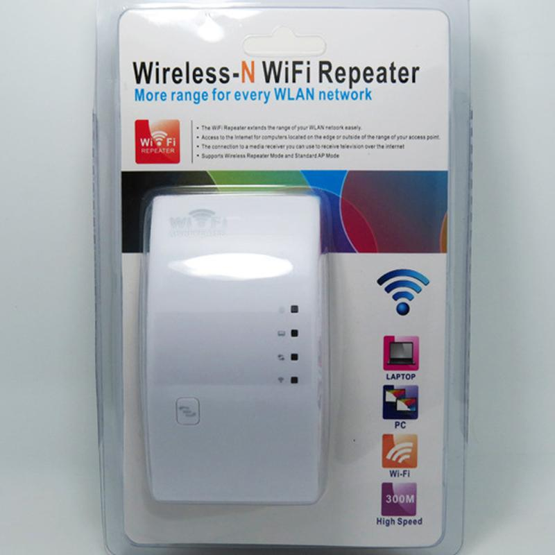 Wireless wifi repeater b g r seau wifi router for Amplificateur wifi exterieur