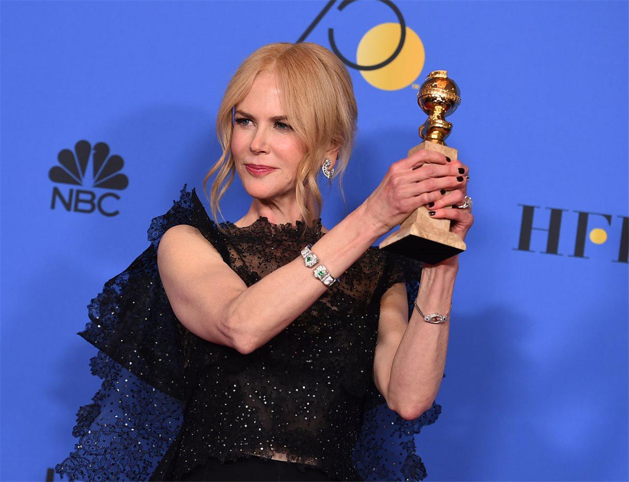 "Nicole Kidman: ""Mi hogar en Australia casi fue incendiado"""