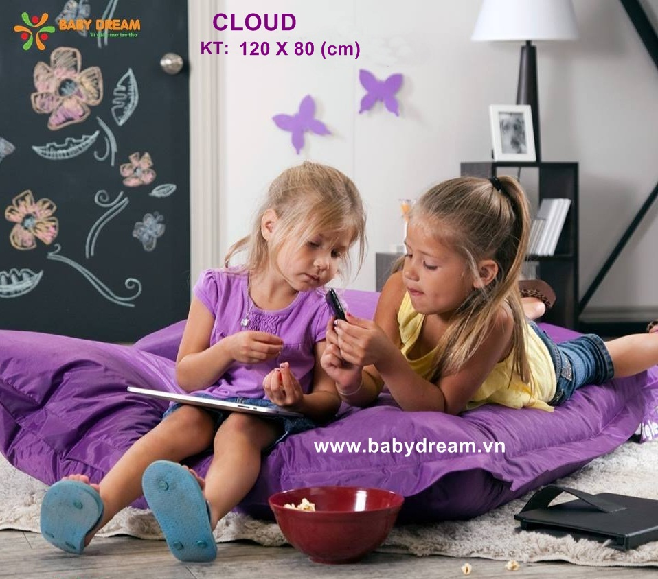 Gối lười hạt xốp mang đến cho bạn sự thư giãn tuyệt vời!