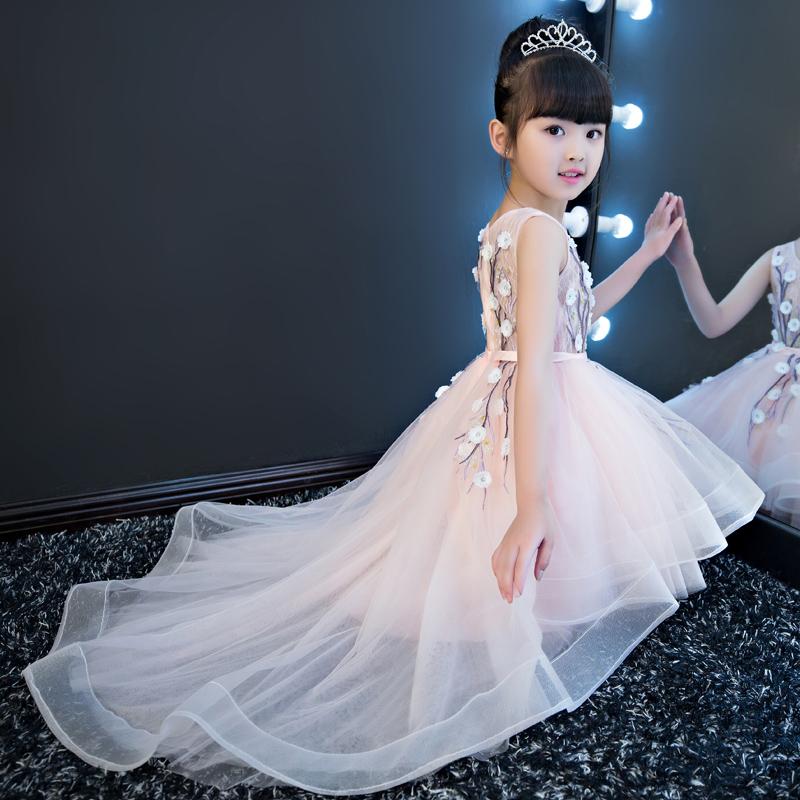 Sukienki dla dziewczynek wieczorowe