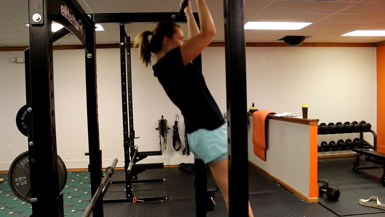 Bodyweight Pull-Up