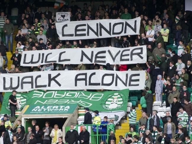 Neil Lennon and the Green Brigade's up and down Celtic history as ultras  call for manager to go - Daily Record