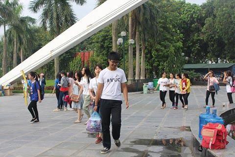 OFFLINE Chào tân sinh viên K52