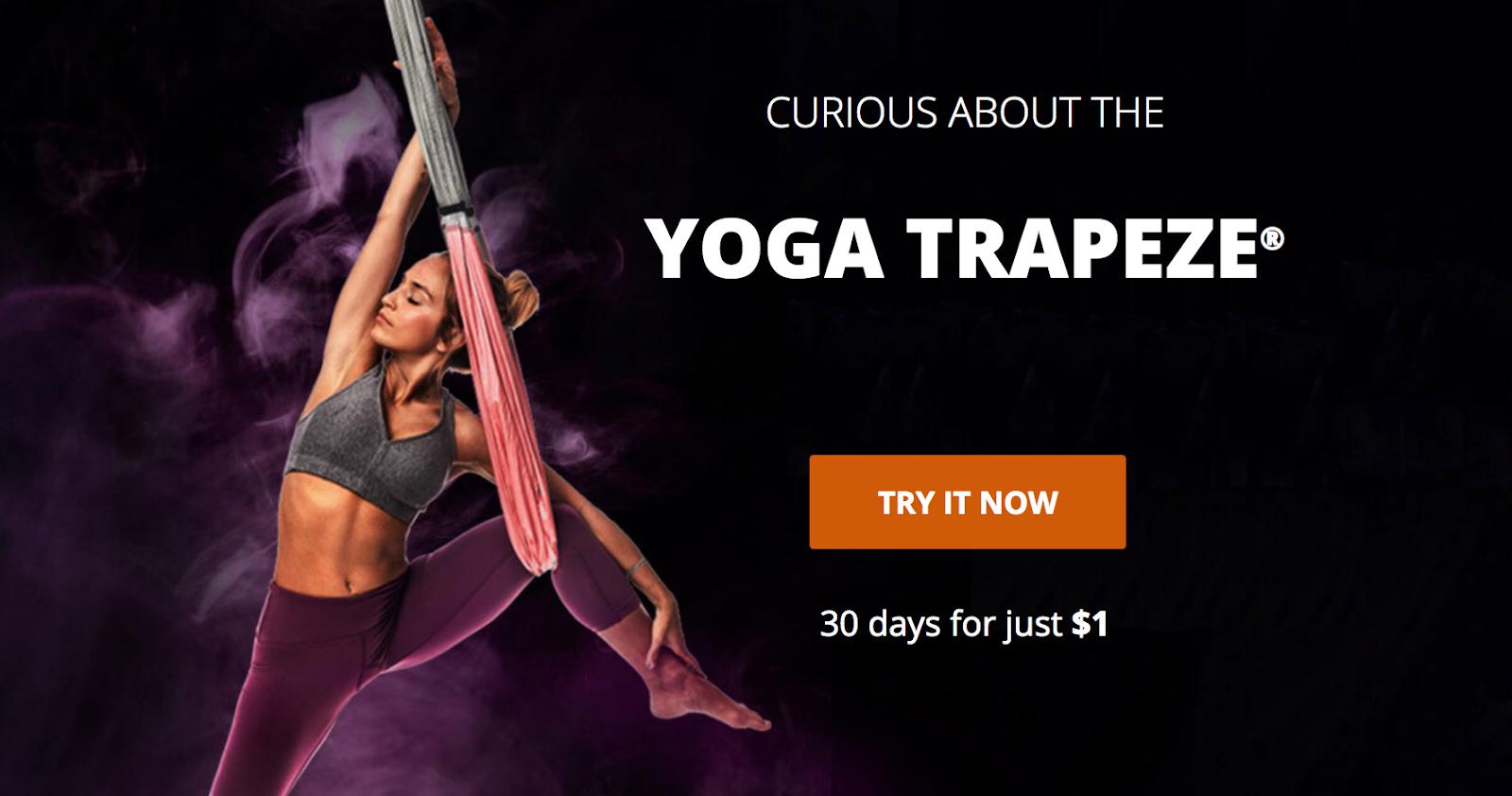 Yoga Trapeze   YOGABODY