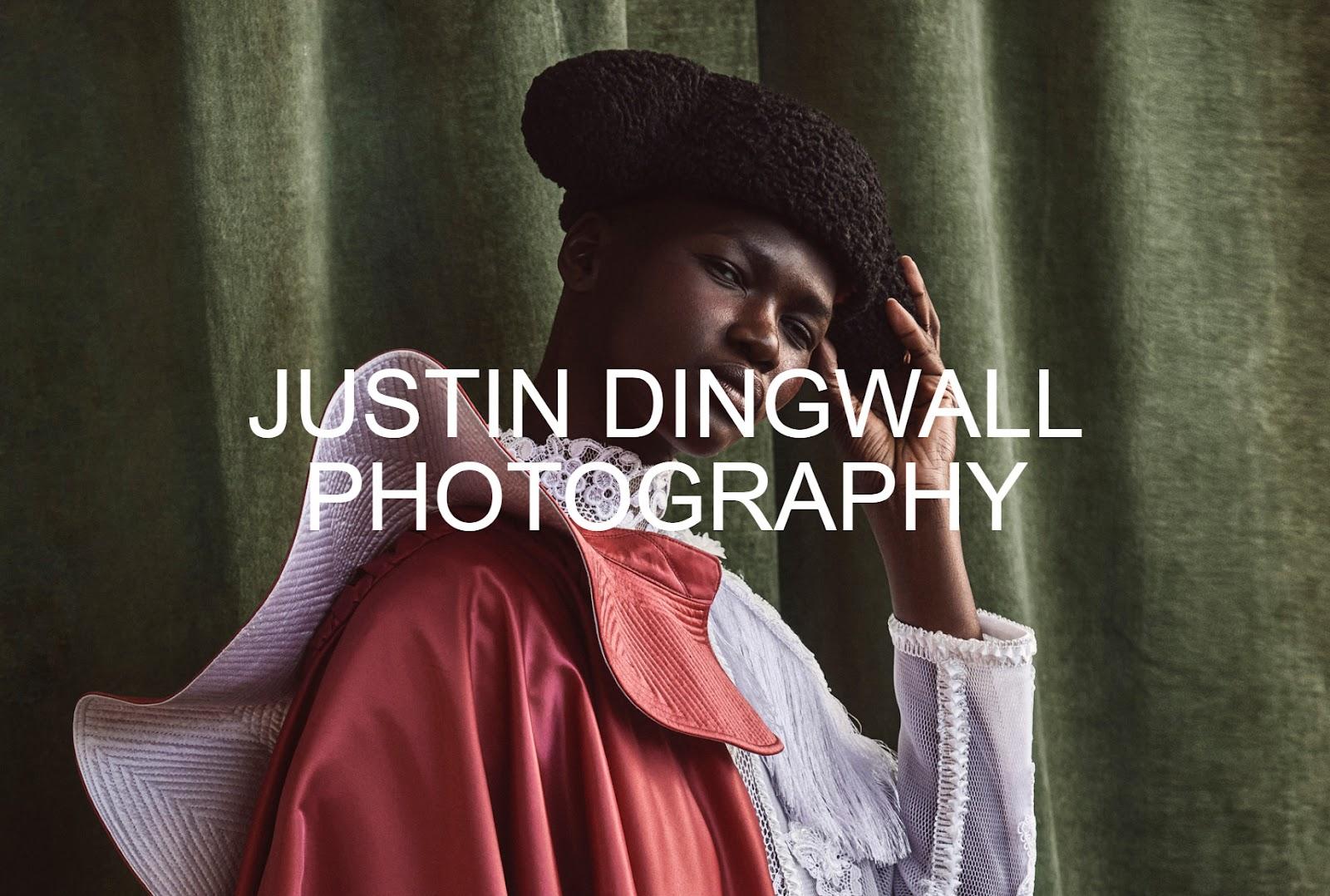 Justin Dingwall homepage