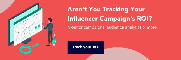 Influencer Marketing Platform for better ROI in campaigns