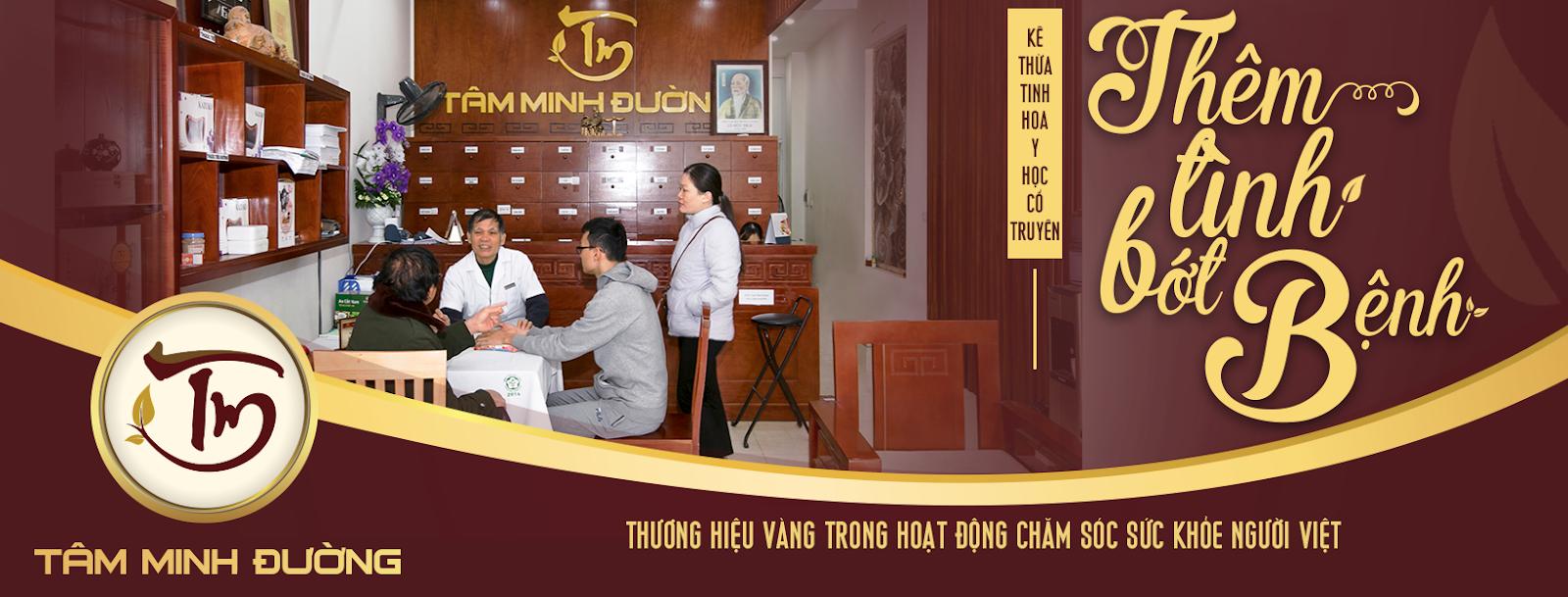 Phòng chẩn trị y học cổ truyền Tâm Minh Đường