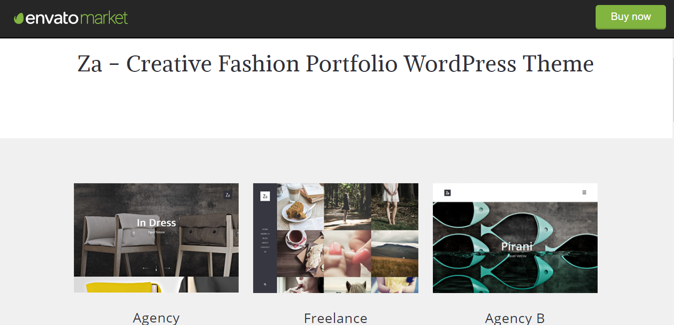 Za - Woocommerce furniture themes