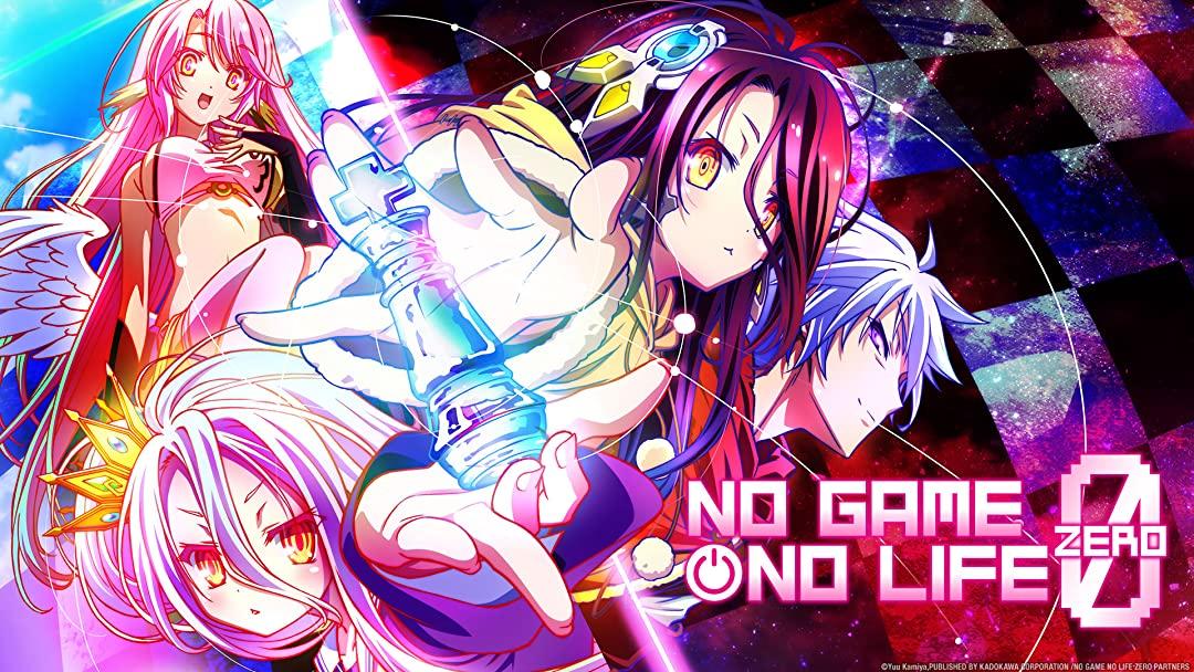 Watch No Game, No Life Zero