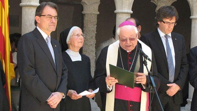 El obispo de Gerona envía a los catalanes una carta con tintes ...