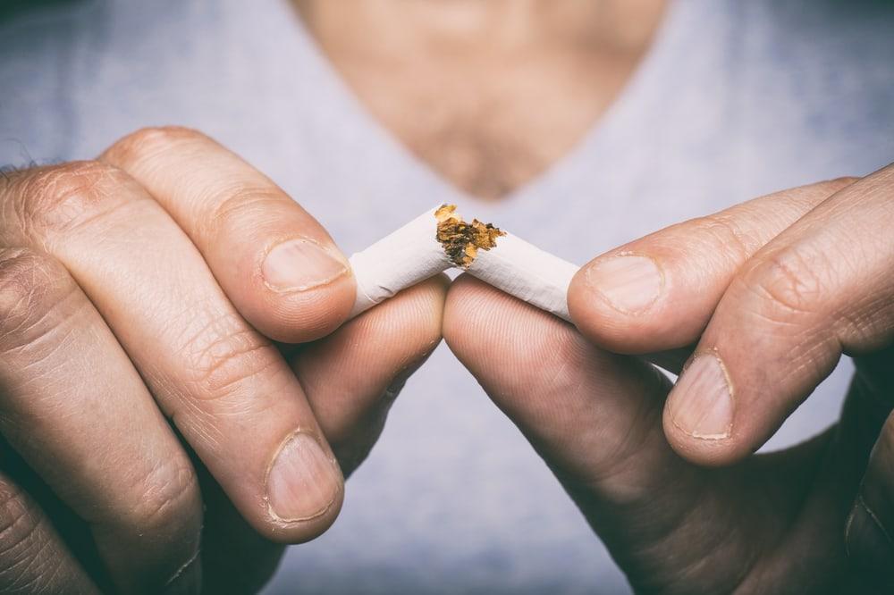 Bỏ thuốc lá để bảo vệ sức khỏe