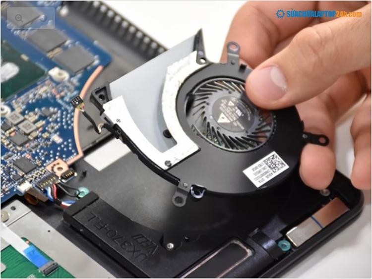Nguyên nhân gây quạt tản nhiệt CPU không chạy
