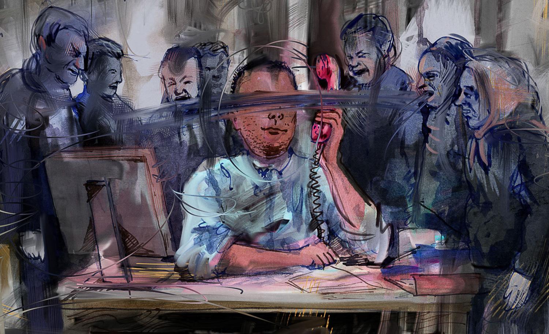 Иллюстрация: Майк Ч
