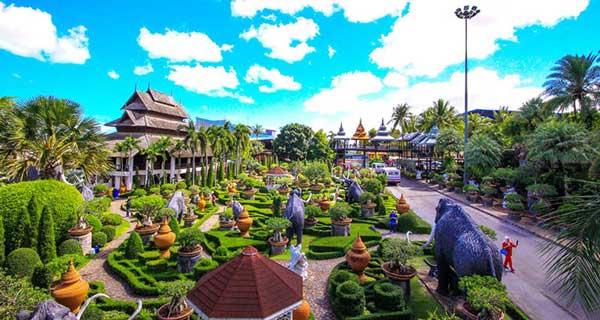 پارک های تایلندی