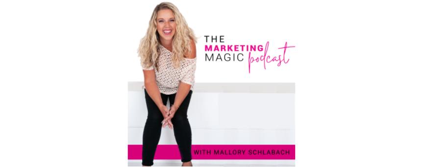 Marketing Magic Podcasts logo