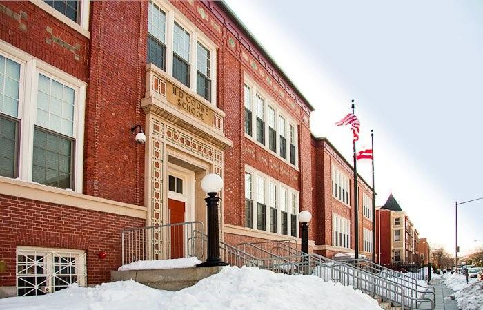 H.D. Cooke Elementary School, Washington, DC