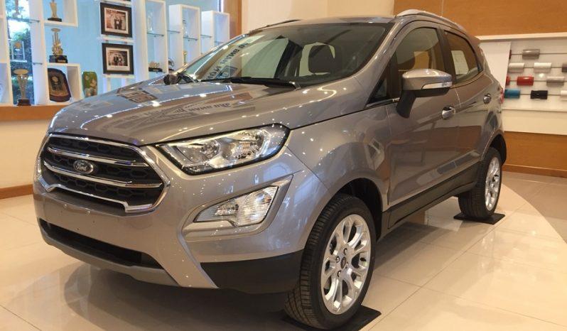 Xe Ford Ecosport 2019 là mẫu xe đang có sức hút đối với các chàng trai mạnh mẽ