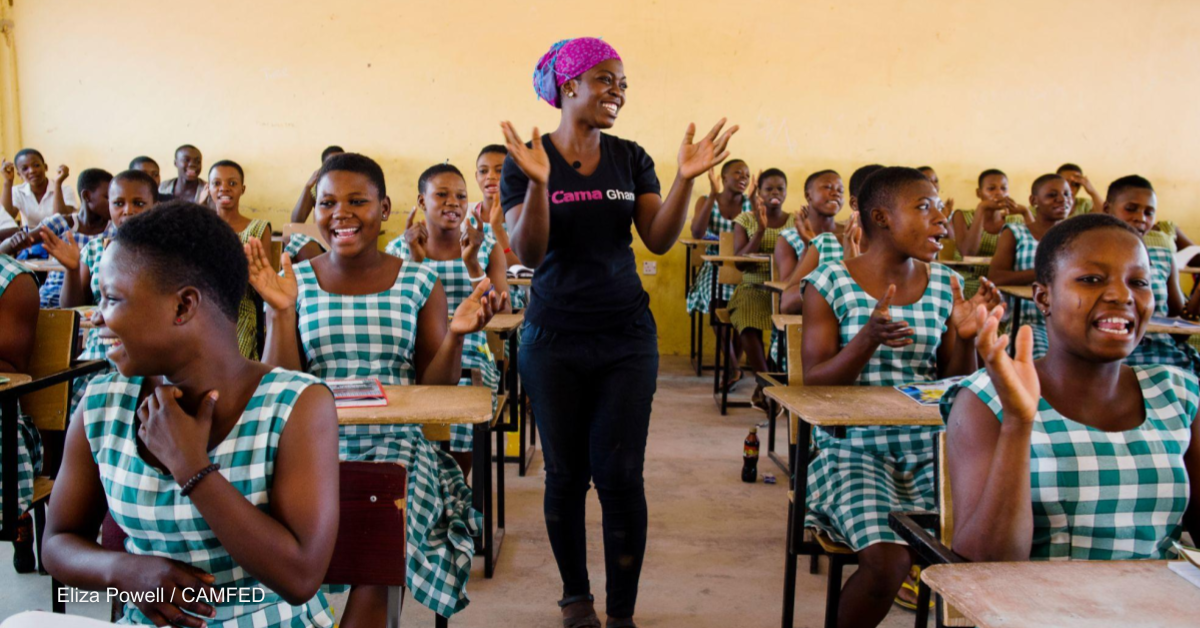 Opinion: Looking at girls' education through a different lens