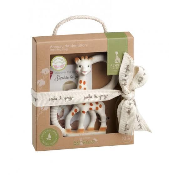 2. Sophie La Girafe Teether