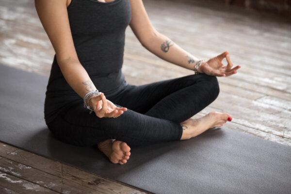 meditación y entrenamiento
