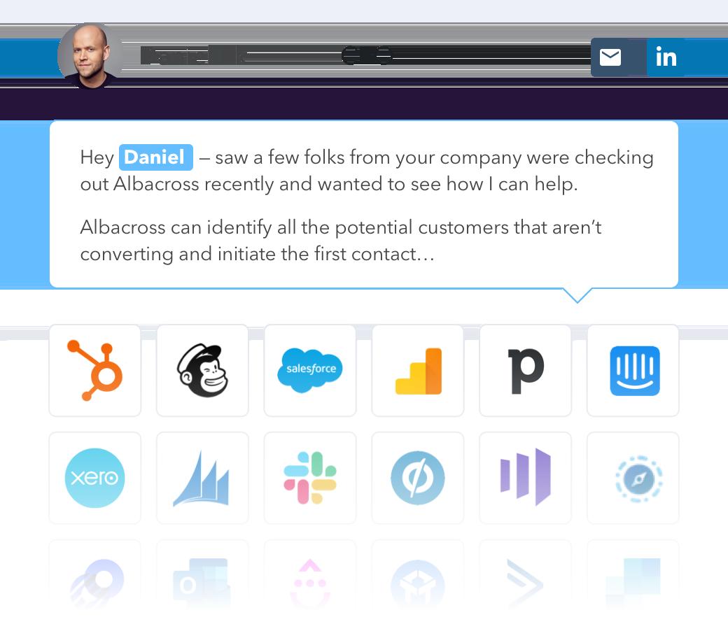 Albacross - Sales Automation
