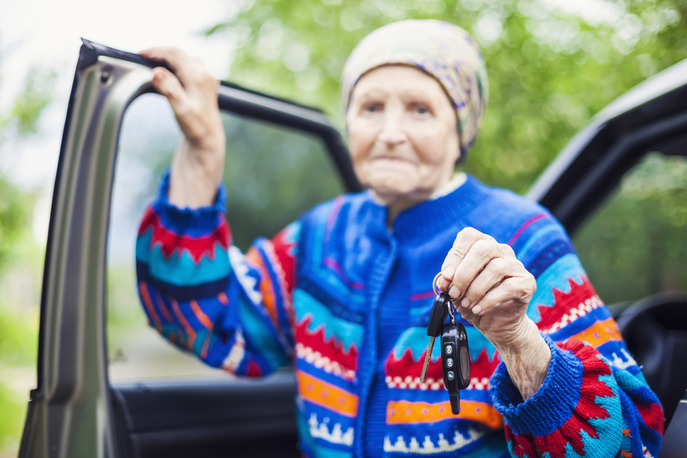 Transportation for seniors when your elderly loved one can no longer drive