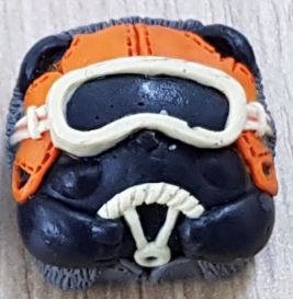 Artkey - Carbon (Prototype) Bearlot (The Red Bearon)