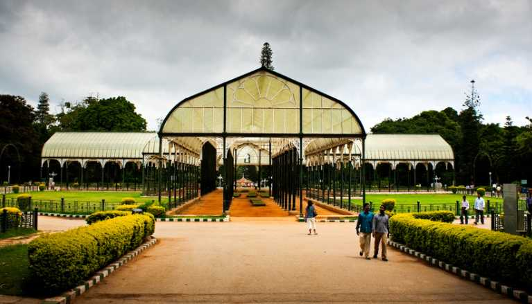 Lalbagh Botanical Garden - Romantic Restaurants In Bangalore