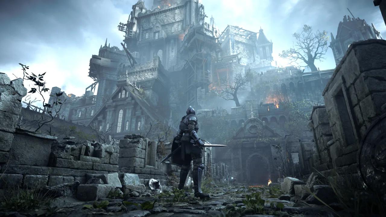Demon's Souls. (Foto: Reprodução/Youtube/PlayStation)