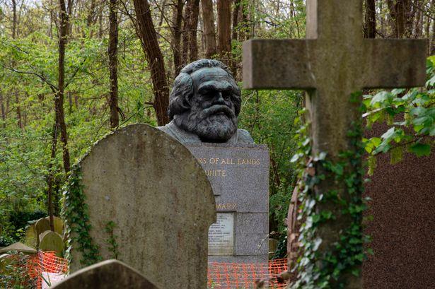 North London Highgate Cemetery