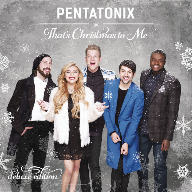 Image result for pentatonix christmas album 2016