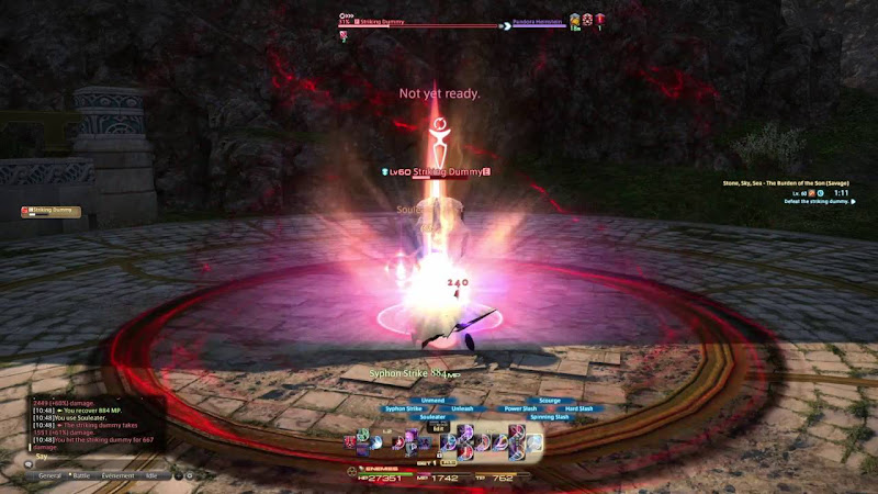 How to Train Your Dragoon: Stormblood Edition