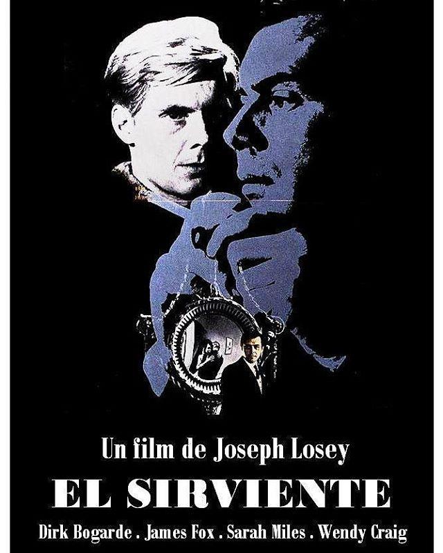 El sirviente (1963, Joseph Losey)