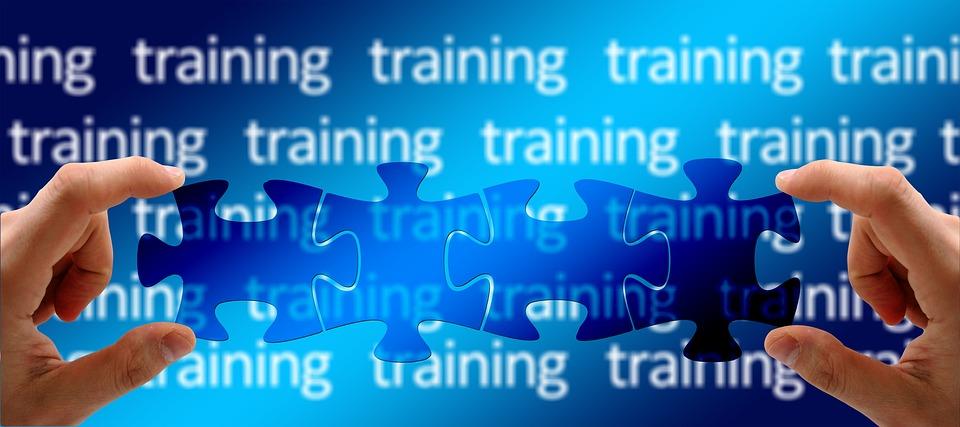 Training, Education, Learn ...