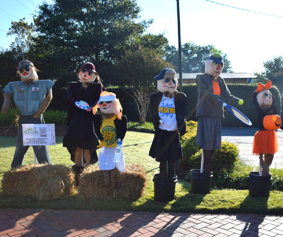 Scarecrows on Main, Kennesaw