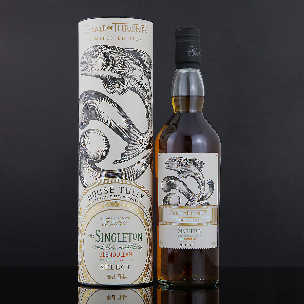 game of thrones whisky singleton