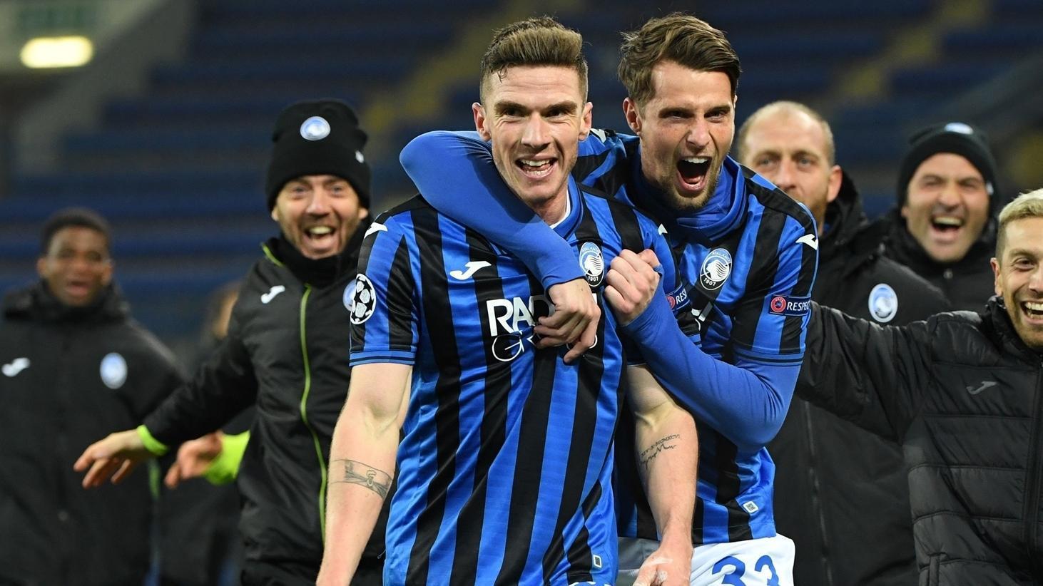 Kết quả hình ảnh cho Atalanta vs Valencia