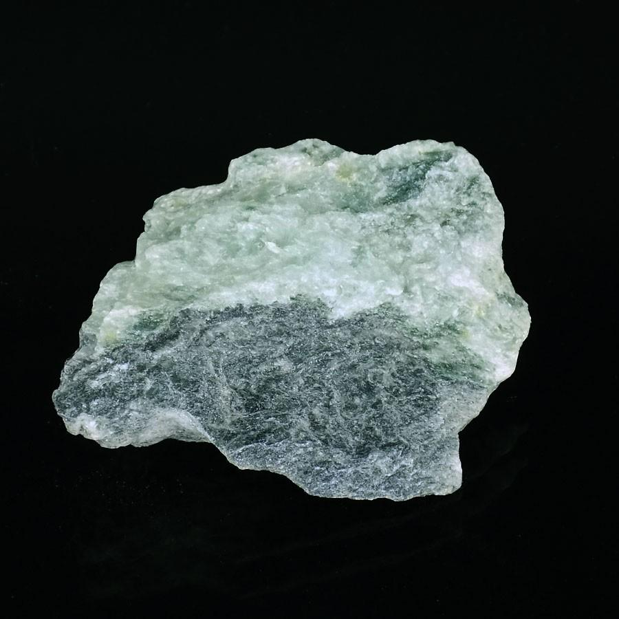 photograph of talcum mineral in its natural state