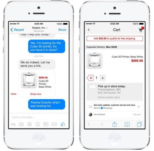 9 Great Examples of How Brands are Using Chatbots   Social Media Today