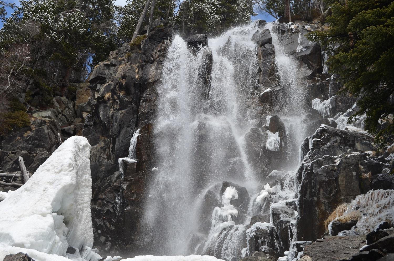 Cascada de la Ratera - Parque Nacional Aigüestortes