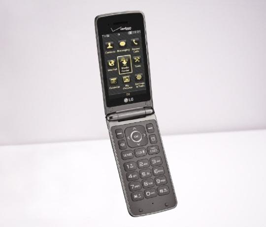 LG Exalt Verizon Wireless