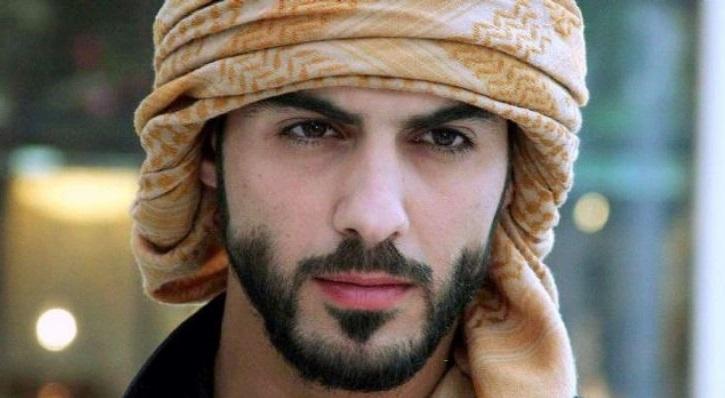 Omar Borkan Al Gala Most Handsome Men In The World