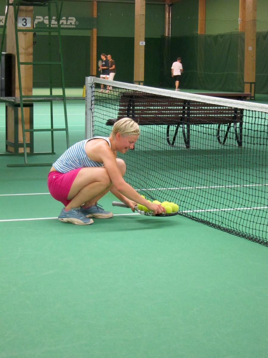 Tenniskurssi Helsinki