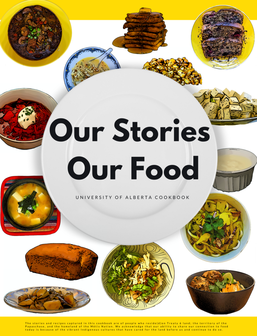 Book cover for Out Stories, Our Food